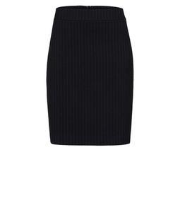 Formal Skirt Pin Tuck Pencil Shape