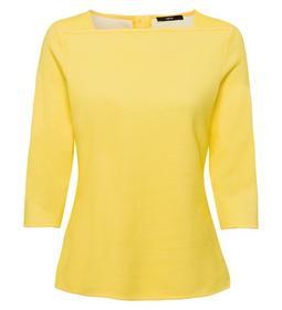 Shirt mit Karree Ausschnitt 3/4 Arm