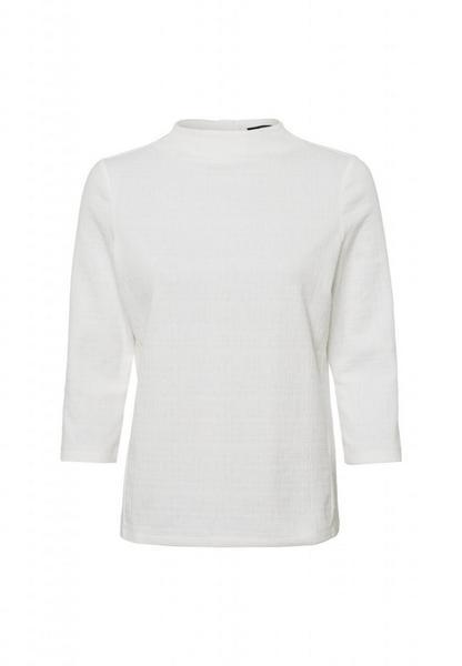 Shirt mit Stehkragen
