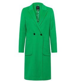 Wool coat Longblazer-style