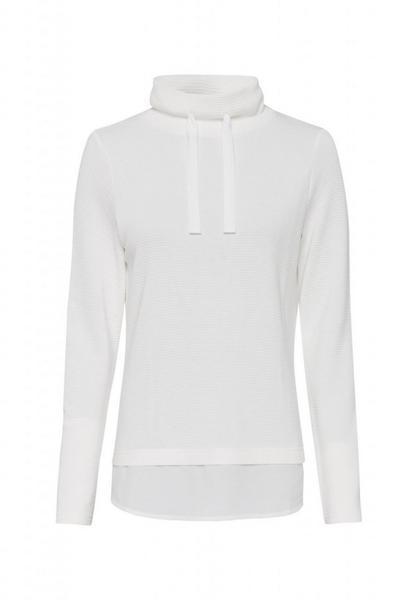 Sweatshirt 2 in 1 Optik