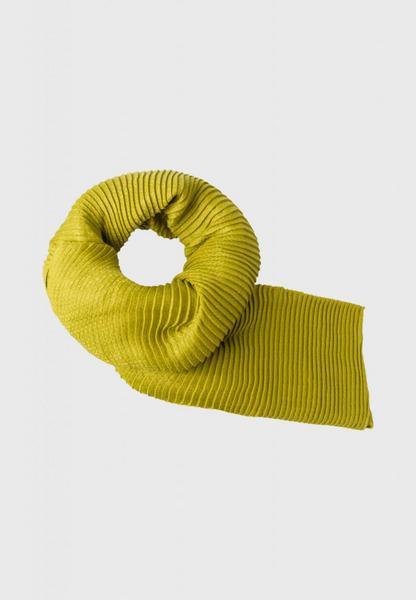 Plissee Schal