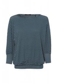 Shirt oversized mit Druck