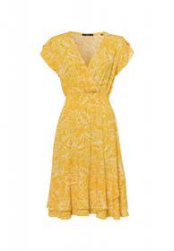Kleid mit Wickeloptik