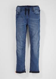 HOSE - 56Z2/blue denim stretch