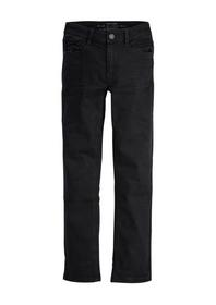 HOSE - 99Z8/grey/black denim stretch