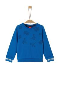 Sweatshirt langarm - 5545/royal blue