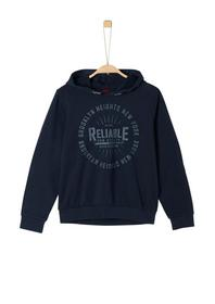 SWEATSHIRT LANGARM - 5952/dark blue