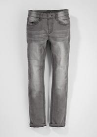 HOSE - 96Z2/grey/black denim stretch