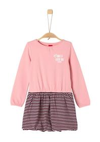 KLEID KURZ - 4273/light pink rosa