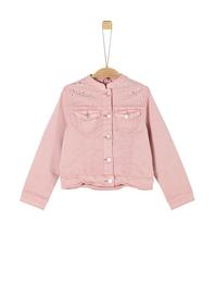 Jacke langarm - 4259/light pink