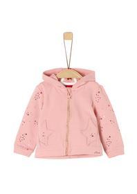 Jacke langarm - 4257/dusty pink