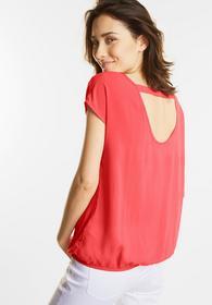 Rückenausschnitt Bluse