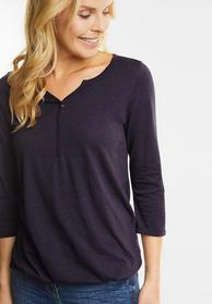 Basic 3/4-Arm Shirt Amelie