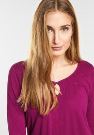 Basic 3/4-Arm Shirt Adriana