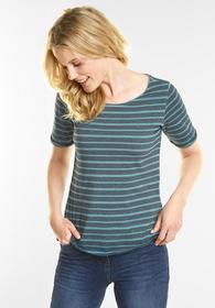 Streifen Basic Shirt Jella