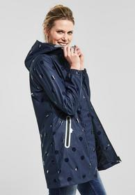 Seam-Sealed Raincoat