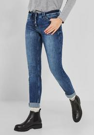 Crash Denim Scarlett