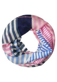 EOS_Stripy And Patchwork Print - 31627/soft rose