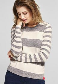 Streifen Shirt Eleni