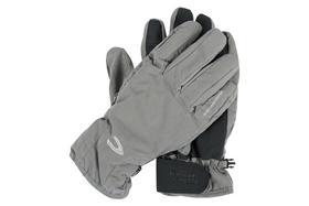 Handschuh Grau /dunkel L