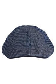 Flat-Cap BLUE L