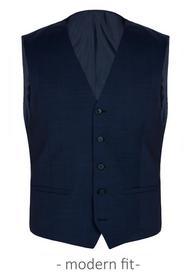 Weste/waistcoat CG Stan - 63/blau dunkel