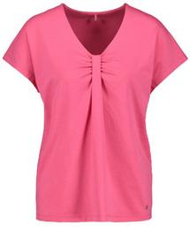 T-SHIRT 1/2 ARM - 30838/BLAZING PINK