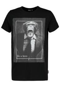 HAKA Shirt, kurzarm, Rundhals