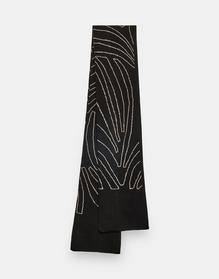 Boshidu lines scarf