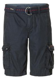 Loose MaguireTZ Cargo Shorts incl. belt