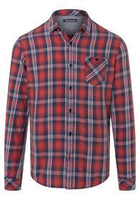 Effect Weave Check Shirt