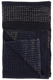 Schal aus Strick AMPARO BLUE OS
