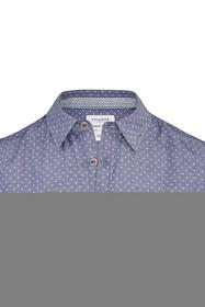Hemd mit Minimal-Print