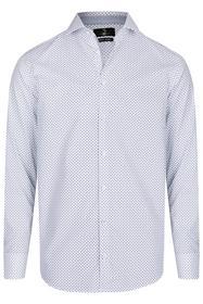 Hemd mit Kent-Kragen WEIß
