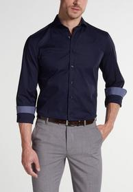 ETERNA LANGARM HEMD SLIM FIT STRETCH