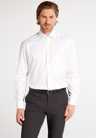 ETERNA LANGARM HEMD COMFORT FIT COVER SHIRT TWILL