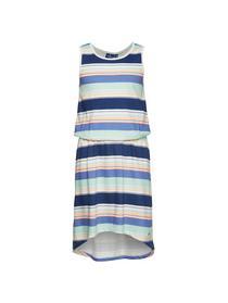 Kleid gemustert s-less strap t