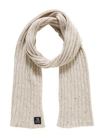 basic scarf - nep Accessories - 2608/ecru melange