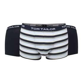 TOM TAILOR Herren Pants melange 3er Pack