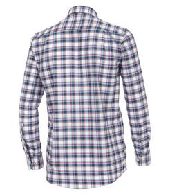 Oxford Hemd unifarben extra langer Arm 72cm