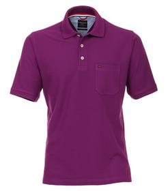 Polo-Shirt unifarben 004270