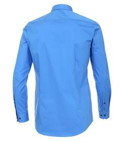 Venti Body Fit Größe 38 - Blau - 100% Baumwolle