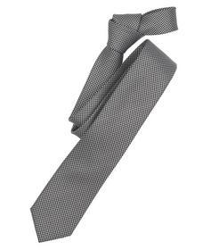 Krawatte Venti Body Fit, 800 schwarz