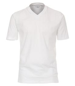 T-Shirt V-Neck NOS DoPa - 000/000 weiss