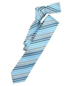 Krawatte NOS Venti, 150 aqua bis petrol
