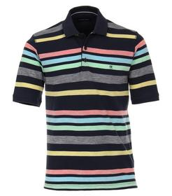 Poloshirt, 147 blau