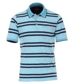 Poloshirt, 124 blau