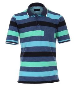 Polo-Shirt gemustert
