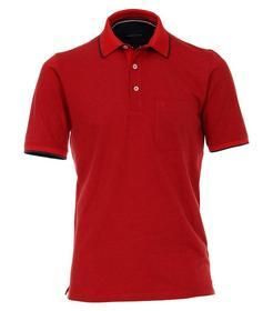 Poloshirt, 441 rot